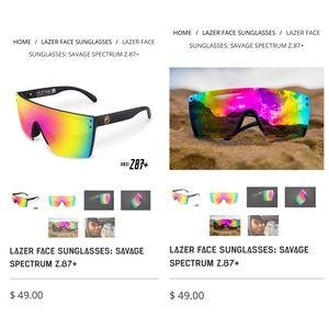 44888a6daf Heatwave Visual Accessories - • HeatWave Sunglasses •